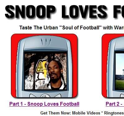 Snoopfoot